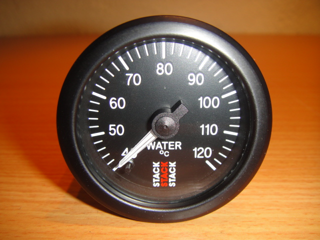 stack water temp gauge