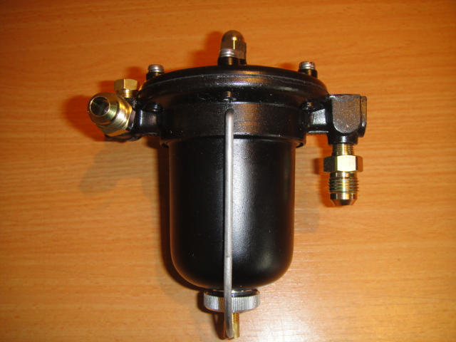 fuel filter / regulator