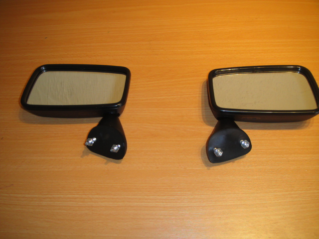 ford escort mk2 door mirrors
