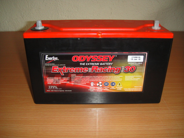 red top 30 racing battery