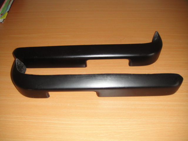 ford escort mk2 front quarter bumpers
