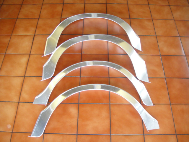 escort mk2 alloy arch set