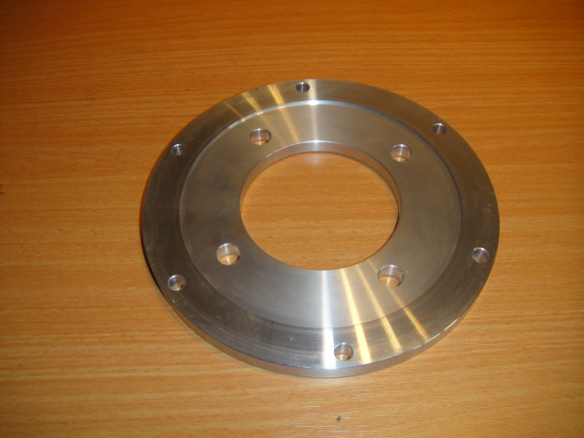 front disc mounting bell