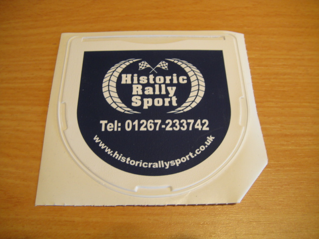 hrs tax disc holders