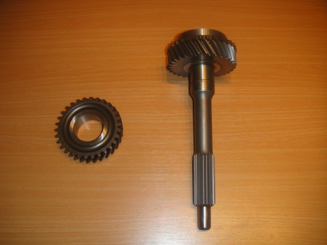 ZF Input shaft + 5th gear