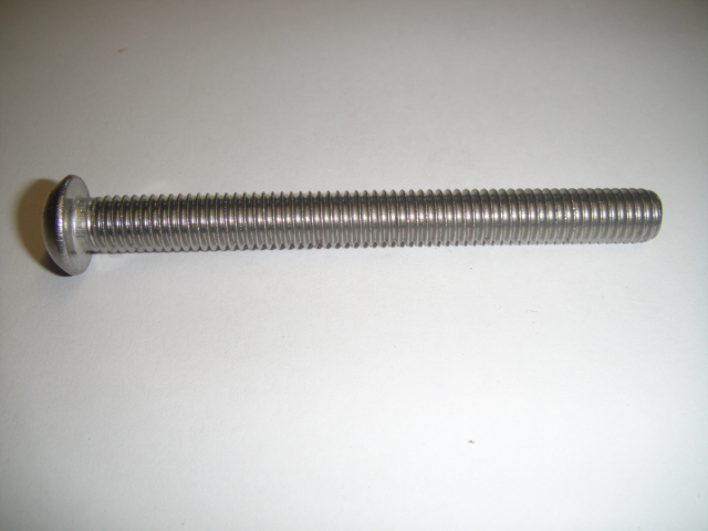 dome head bumper bolt