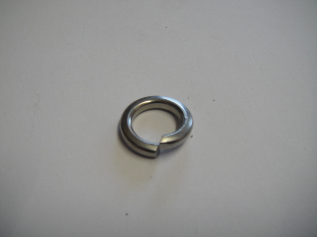 m10 spring washer square section