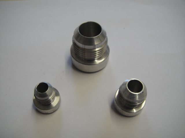 -6 -8 -10 -12 aluminium weld on fittings