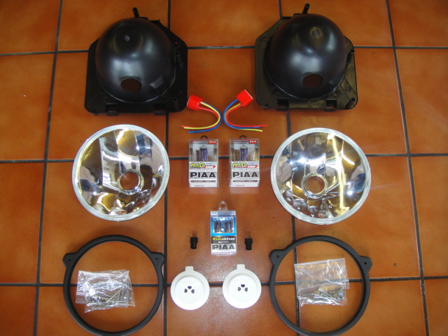 mk1/2 head light kit