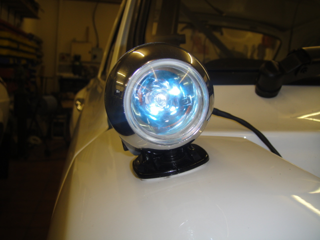 piaa wing light for safari rally