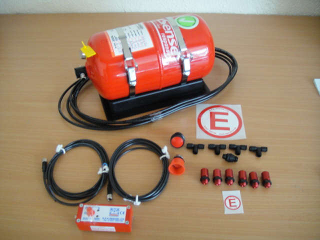 4 ltr eletrical plumb in Fire System