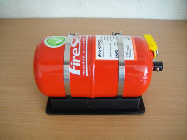 4.0 ltr mechanical plumed in fire system