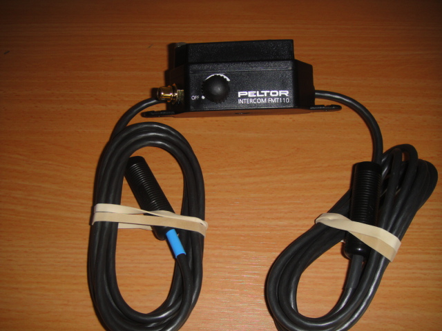 peltor fmt120 rally intercom